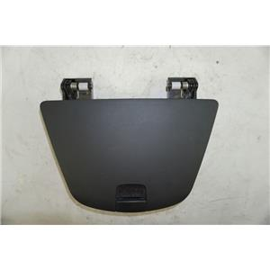 2011-2014 Chevrolet Cruze Center Dash Storage Compartment Bin Black w/ Latch