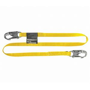 Miller 213WLS-Z7/6FTYL Positioning and Restraint Non-Shock Lanyard 6Ft