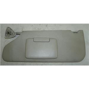 06-10 Charger 05-10 Magnum 300 Driver's Side Sun Visor w/ Covered Mirror