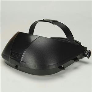Tasco T-9000 T-Lok Ratchet Headgear Safety Face Shield Visor Carrier 3NMA5