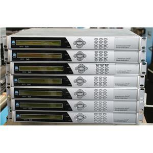 Lot of 7 Cisco Scientific Atlanta D9010 Continuum DVP Video Decoders