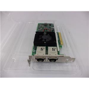 DELL 540-BBDT INTEL X540-T2 10GBE NETWORK INTERFACE CARD WITH LP BRACKET