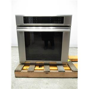 """Thermador Masterpiece 30"""" SS True Convection Single Electric Wall Oven ME301JS"""