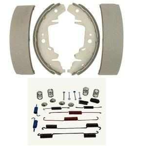 Brake shoe and spring kit Fits Nissan Versa and Note REAR 2012-2017 ONLY 1.6