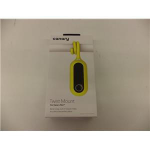 Canary CAN600CLYL Twist Mount for Canary Flex - Yellow - FACTORY SEALED