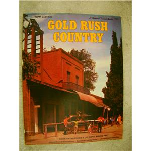 Gold Rush Country by Lane Books