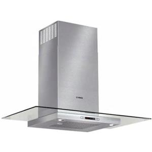 "Bosch Benchmark Series 36"" LCD 600 CFM Wall Mount Chimney Range Hood HCG56651UC"
