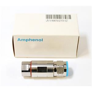 """Amphenol N Male Coaxial Connector for 1/2"""" Superflexible Cable"""
