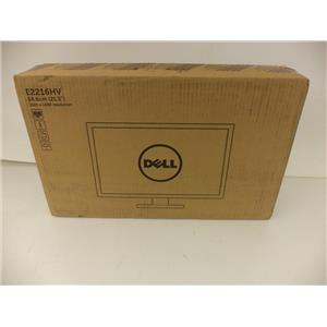 """Dell E2216HV 21.5"""" Widescreen LED Monitor -Black- FACTORY SEALED w/WARR TO 2024"""