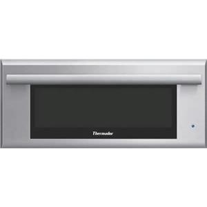 Thermador 30 Inch 2.5 cu. ft 400-Watt Convection Plate Warming Drawer WDC30JS