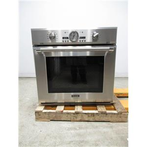 """Thermador Professional 30"""" 12 Modes Single Convection Electric Wall Oven POD301J"""