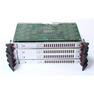 Lot of 4 Dialogic 16 Span CompactPCI Digital Telephony Interface Boards