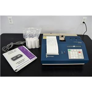 MGM Instruments Gen-Probe Leader 50i Luminometer Genetic Assay Luminescent