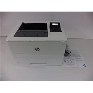 HP F2A69A#BGJ LaserJet Enterprise M506dn Monochrome Laser Printer (5 Pages)