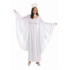 Womens Angel Adult Plus Size Costume XL