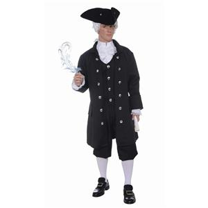 Founding Father Colonial President Washington Adult Costume