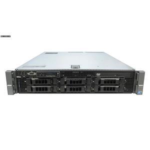 DELL PowerEdge R710 Server 2×Six-Core Xeon 2.8GHz + 72GB RAM + 6×4TB SAS RAID