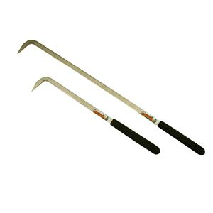 "Crevice Tool Set Claw & Soft Grip Gold-Prospecting-14"" & 22"" Long - Rock Mining"