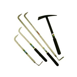 Crevice Tool Set of 5 - 2-Claw+Scoop 2-Claw+Grip &1 Pick Gold-Prospecting Mining