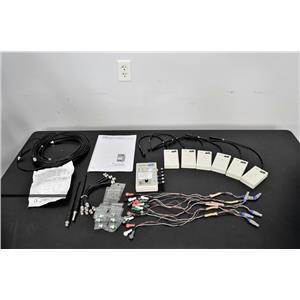 Emka Technologies ECG Calibrator for Telemetry System w/Accessories