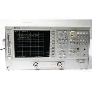 HP / Agilent 8753E RF Network Analyzer 30kHz to 6GHz with Option 006