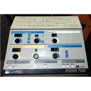 CONMED 7550 Electrosurgical Generator