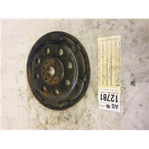 2011-2013 Ford F350 F450 F550 6.7L diesel flex plate tag ar12781