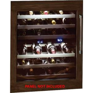 "Thermador 24"" CP Dual Temperature SoftClose Undercounter Wine Reserve T24UW800LP"
