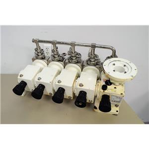 Used: Lewa ecodos Type EEK 0000-15 Sanitary Hygienic Diaphragm Metering Pump