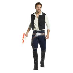 Star Wars Classic Han Solo Adult Costume Standard