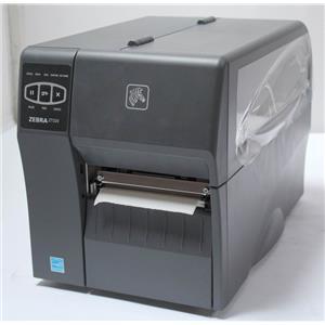 Zebra ZT220 ZT22042-D01000FZ Direct Thermal Barcode Label Printer USB 203DPI New