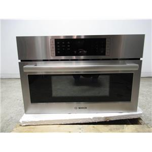 "Bosch 30"" 1.6 Cu. Ft.10 Levels 2-in-1 microwave Stainless Speed Oven HMC80251UC"