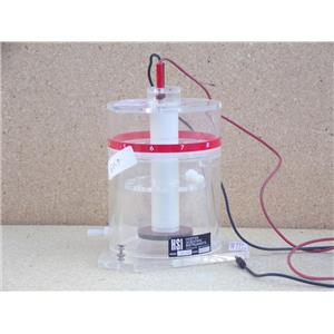 Hoefer Scientific Instruments HSI Model DE 102 Electrophoresis Tube Cell Used