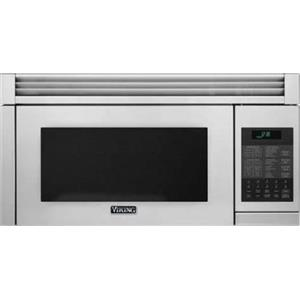 """Viking 30"""" 1.1 cu ft 300 CFM Over-the-Range Microwave Oven RVMHC330SS S. Steel"""