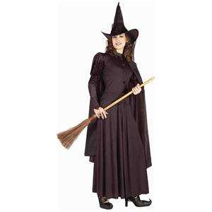 Women's Classic Witch Adult Costume