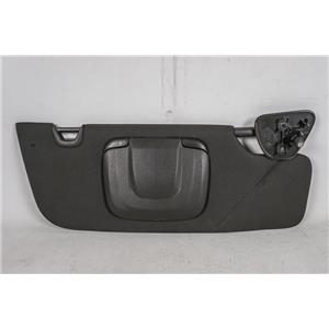 2010-2014 Ford Mustang Coupe Passenger Side Sun Visor with Covered Mirror