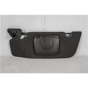 2010-2014 Ford Mustang Coupe Driver Side Sun Visor with Covered Mirror