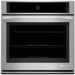 "Jenn-Air 27"" 4.3 Cu. Ft Stainless Single Electric Convection Wall Oven JJW2427DS"