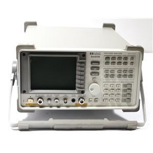 Agilent / HP 8560E 30Hz- 2.9GHz Spectrum Analyzer w Tracking Generator FOR PARTS