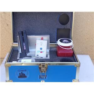 Panasonic FF-394-E 100X Light Fiber Optic Scope w/ C-Tech Accessories & Case