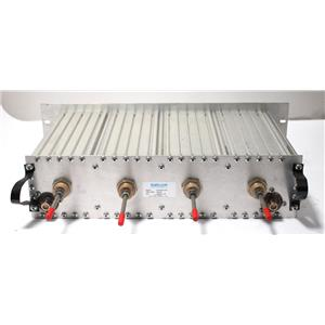 Sinclair Tech YA3-03425-01R0 458MHz Preselector / 4 Cavity Pass Band Filter