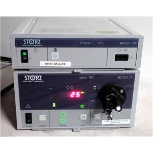 KARL STORZ TRICAM SL NTSC 202221 20/ XENON 300 201330 20