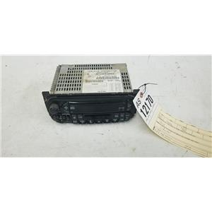 2003-2005 Dodge 2500,3500 factory stereo tag as12170