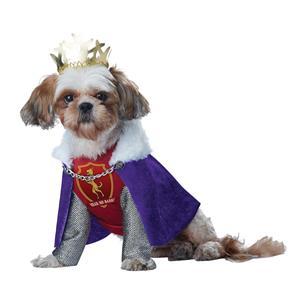 King Of Bones Royal Prince Pet Dog Costume Size XS