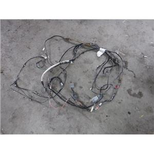 1995 - 97 ford f250 extended cab manual cab wire harness - f6tb14334ab -  7 3 l