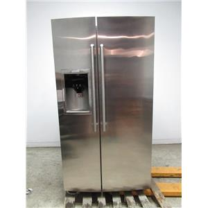 Electrolux Wave-Touch 36 Inch Counter Depth Side-by-Side Refrigerator EW23CS75QS
