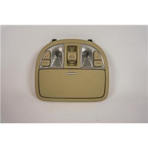 07-12 Hyundai Santa Fe Overhead Console Sunroof Switch Dome Door Light Switch