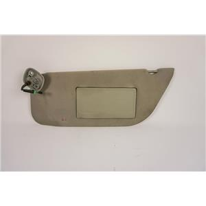 2002-2007 Ford F250SD F350SD Driver Side Sun Visor with Covered Lighted Mirror