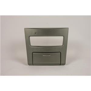 2007-2012 Nissan Alitma CD Player Bezel Trim with AUX and 12V Storage