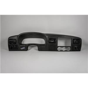 2005-2007 Ford F250 F350 Dash Trim Bezel with Light Switch 12V and Vents